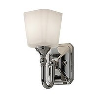 Feiss Concord 1-Light Vanity Strip, Polished Nickel