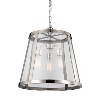 Polished Nickel 3-light Wall Sconce