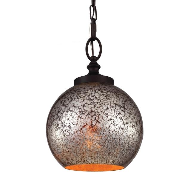 Tabby Oil Rubbed Bronze 1-light Mini Pendant