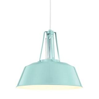 High Gloss Blue 1-light Pendant