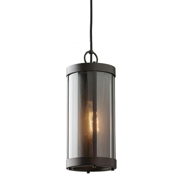 Bluffton Mini Oil Rubbed Bronze 1-light Pendant