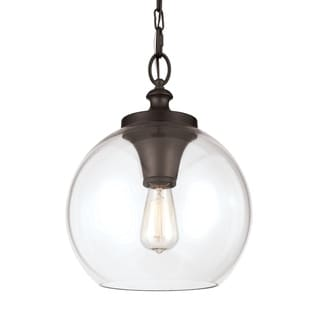 Tabby Oil Rubbed Bronze 1-light Pendant