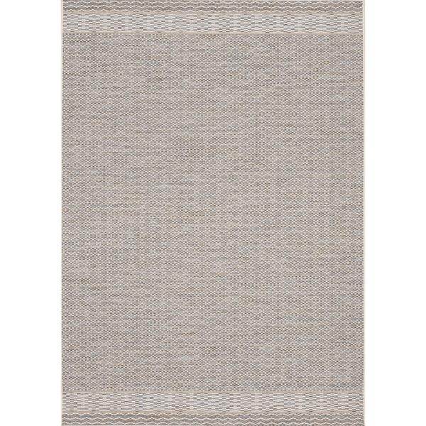 Loft Prime Diamond Grey Rug (5'3 x 7'4) - 5'3 x 7'4