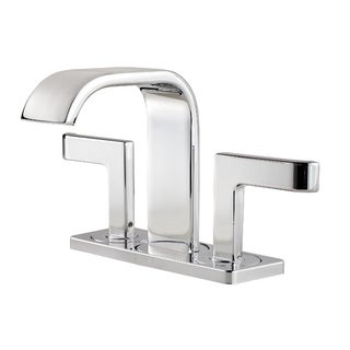 Pfister Skye Lavatory 046 SK C/S 3H 2-handle Polished Chrome Faucet