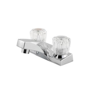 Pfister Lavatory 43 PI 2-handle W/P/U Chrome Faucet