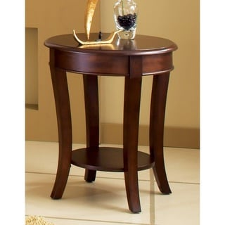 Copper Grove Teton Cherry Finished End Table
