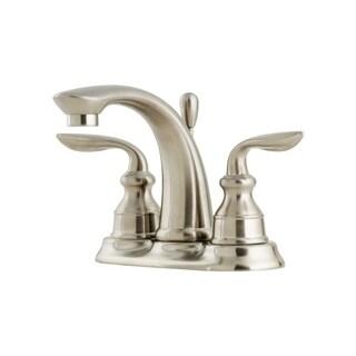Pfister Avalon Lavatory 48 AV C/S 2-handle Brushed nickel Faucet