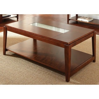 Juliana Ed Gl Inset Coffee Table By Greyson Living Free Shipping Today 16850638