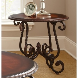 Canterbury Elegant End Table by Greyson Living