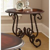 Greyson Living Canterbury Elegant Wood End Table