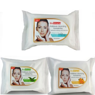 BioMiracle Face Wipes Variety Pack (Set of 2)