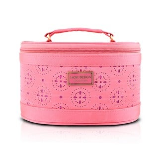 Jacki Design Cosmopolitan Beauty Train Case