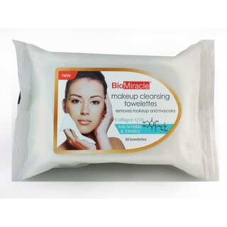 BioMiracle Towelettes Collagen Q10, 180ct