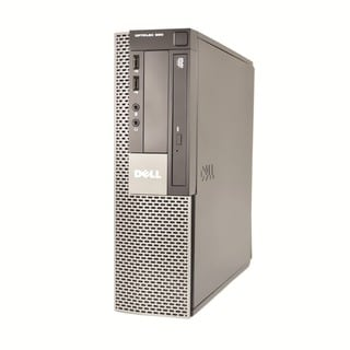 Dell Optiplex 980 Intel Core i5-650 3.2GHz CPU 4GB RAM 500GB HDD Windows 10 Pro Small Form Factor Computer (Refurbished)