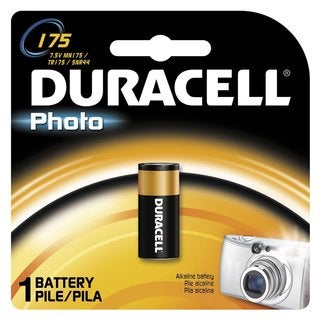 Duracell Photo 175 7.5V Battery (Pack of 3)