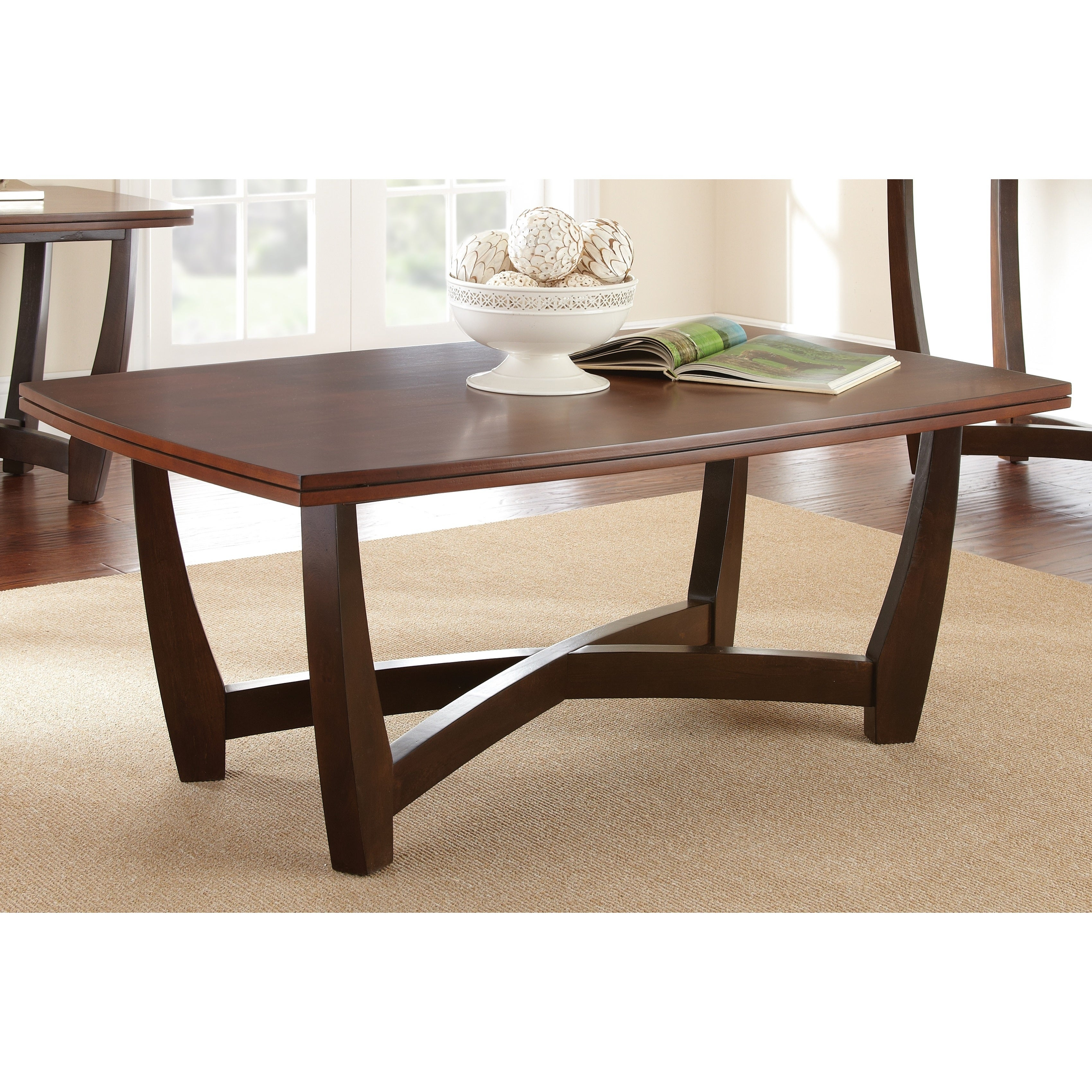 - Shop Kassel Two-tone Large Coffee Table By Greyson Living - On