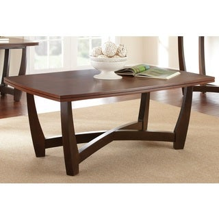 Kassel Two-tone Large Coffee Table by Greyson Living