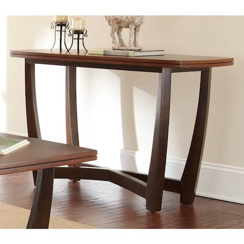 Kassel Two-Tone Sofa Table by Greyson Living