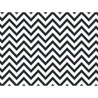 Con-Tact Brand Grip Prints Non-adhesive Shelf Liner Chevron 18 x 48-inch 6-pack