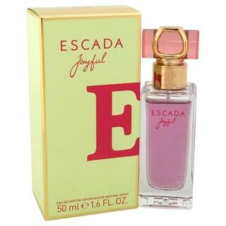 Escada Joyful Women's 1.6-ounce Eau de Parfum Spray