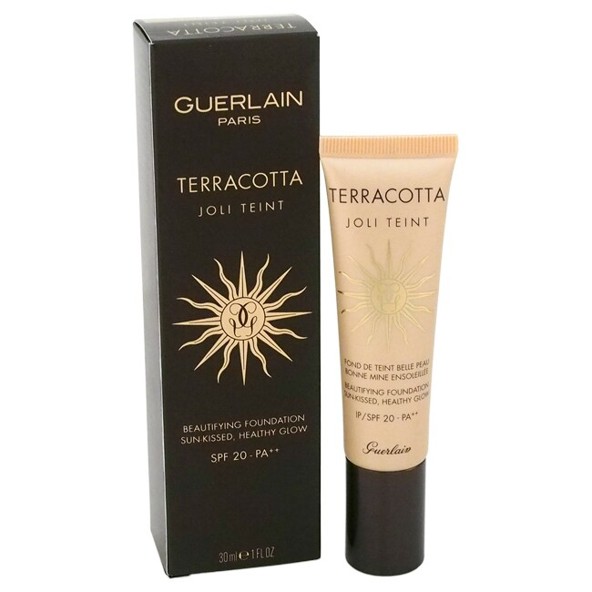 Guerlain Terracotta Joli Teint Beautifying SPF 20 Natural...