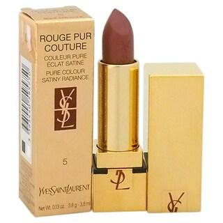 Yves Saint Laurent Rouge Pur Couture Pure Colour Satiny Radiance #5 Beige Etrusque Lipstick