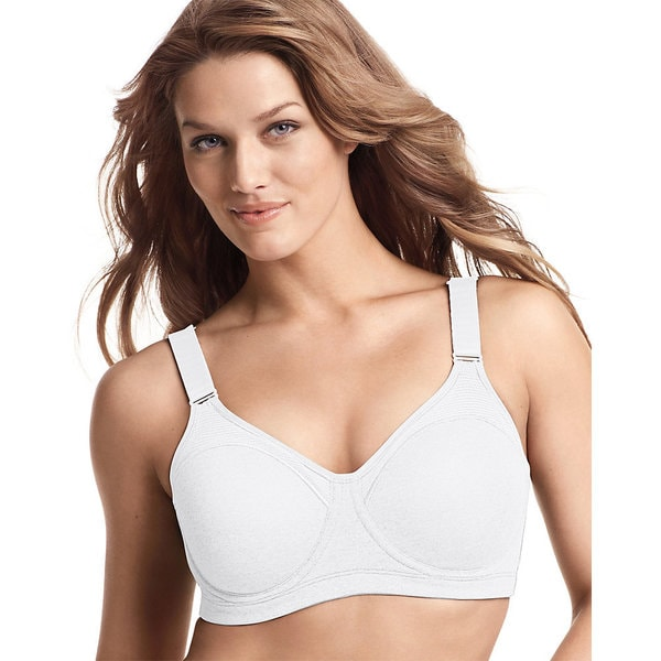 d260d883e9 Shop Playtex Play Outgoer Seamless Knit Underwire Bra - Free ...
