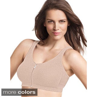 Playtex Play Zip Zip Hurray Front-close Wirefree Bra