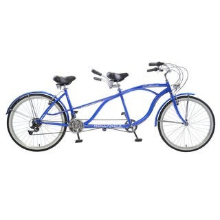 Hollandia Rathbun Tandem Cruiser Bicycle