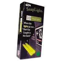 Miller's Creek Snaplights Green 10-pack