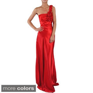 Women's Long Social Evening Dress
