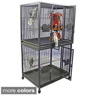Trixie Aviary Bird Cage 15591111 Overstock Com