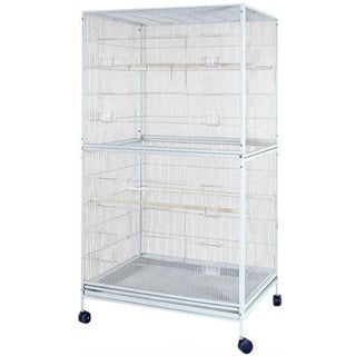 Link to Extra Large Flight Cage (40 x 30) Similar Items in Bird Cages