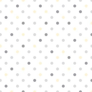 Con-Tact Brand Grip Prints Non-Adhesive Shelf Liner- Dottie 18 x 48-inch 6-pack