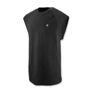 Champion Men's Cotton Jersey Raglan T-shirt