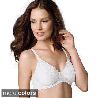 Bali Women's Perfectly Glamorous Minimizer Underwire Bra