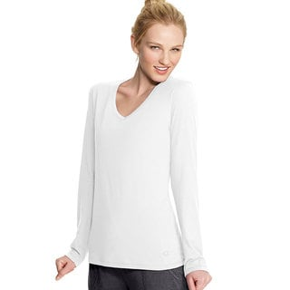 Champion Authentic Women's Jersey Long Sleeve Tee