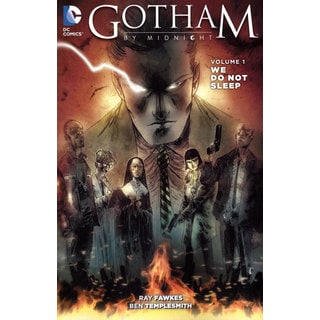 Gotham by Midnight 1 (Paperback)