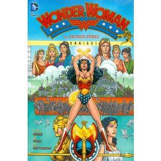 Wonder Woman Omnibus 1 (Hardcover)
