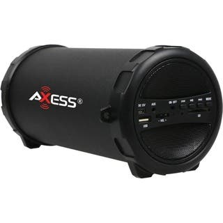 Axess SPBT1031 2.1 Speaker System - 9 W RMS - Portable - Battery Rech|https://ak1.ostkcdn.com/images/products/9670993/P16851575.jpg?impolicy=medium
