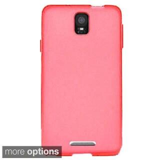 INSTEN Premium Ultra Slim Thin TPU Rubber Candy Skin Phone Case Cover For Samsung Galaxy Note 4