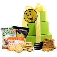 Smiles and Cheer Get Well Gluten-free Large Gift Tower