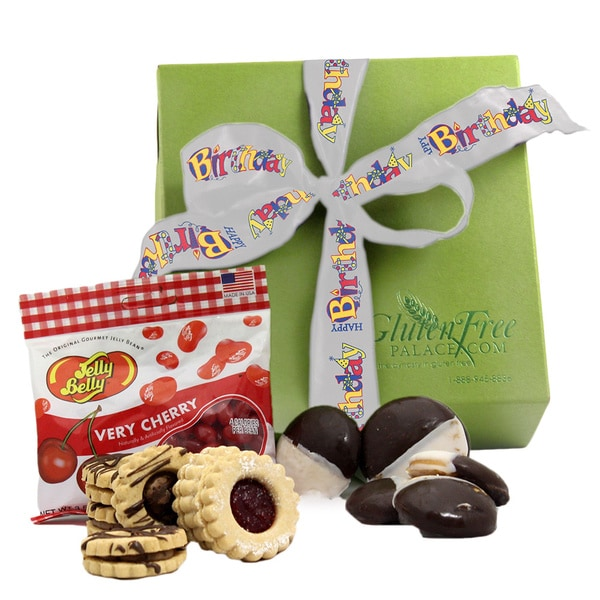 Its your special day happy birthday gluten free gift box free itx27s your special day happy birthday gluten free gift box negle Choice Image