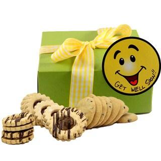 Smiles and Cheer Get Well Gluten-free Medium Gift Box