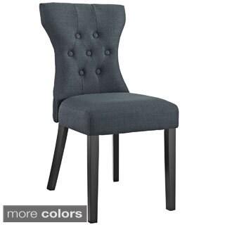 Laurel Creek Daulton Modern Grey Dining Chair