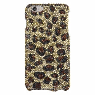 INSTEN Pattern Diamond Bling Hard PC Plastic Snap-on Phone Case Cover For Apple iPhone 6 Plus/ 6+ 5.5-inch