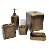 Sherry Kline Essex 5-piece Bath Accessory Set