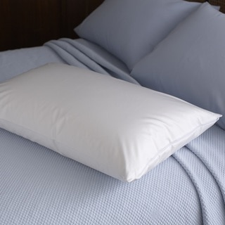 Famous Maker Combed Cotton Pillow Protector (Set of 2)