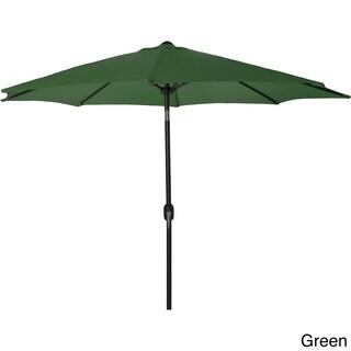 Jordan Manufacturing 9-foot Steel Market Umbrella (More options available)