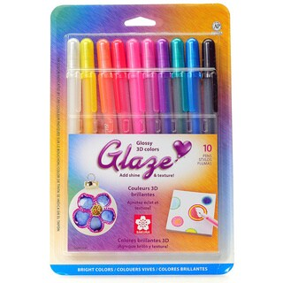 Sakura Gelly Roll Glaze Pens